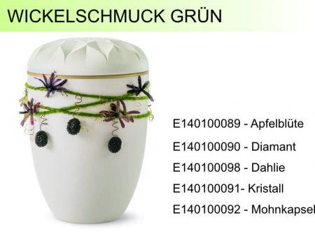 Dekor_Wickel-Grün